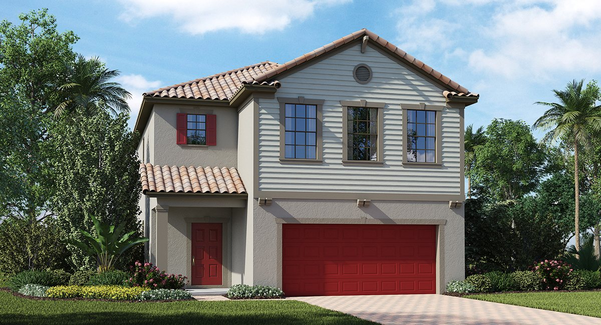 The Plymouth Model By Lennar Homes Riverview Florida Real Estate   Ruskin Florida Realtor   New Homes for Sale   Tampa Florida