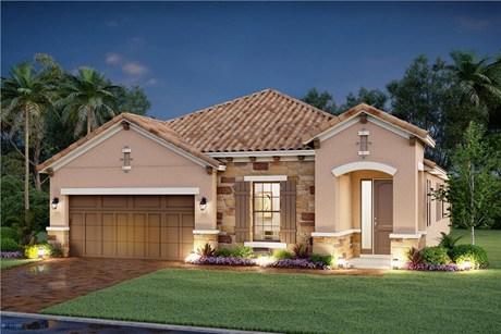 Bougainvillea Place New Home Community  Ellenton Florida