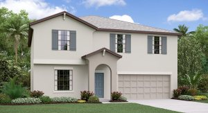New Home Communities Zephyrhills Florida