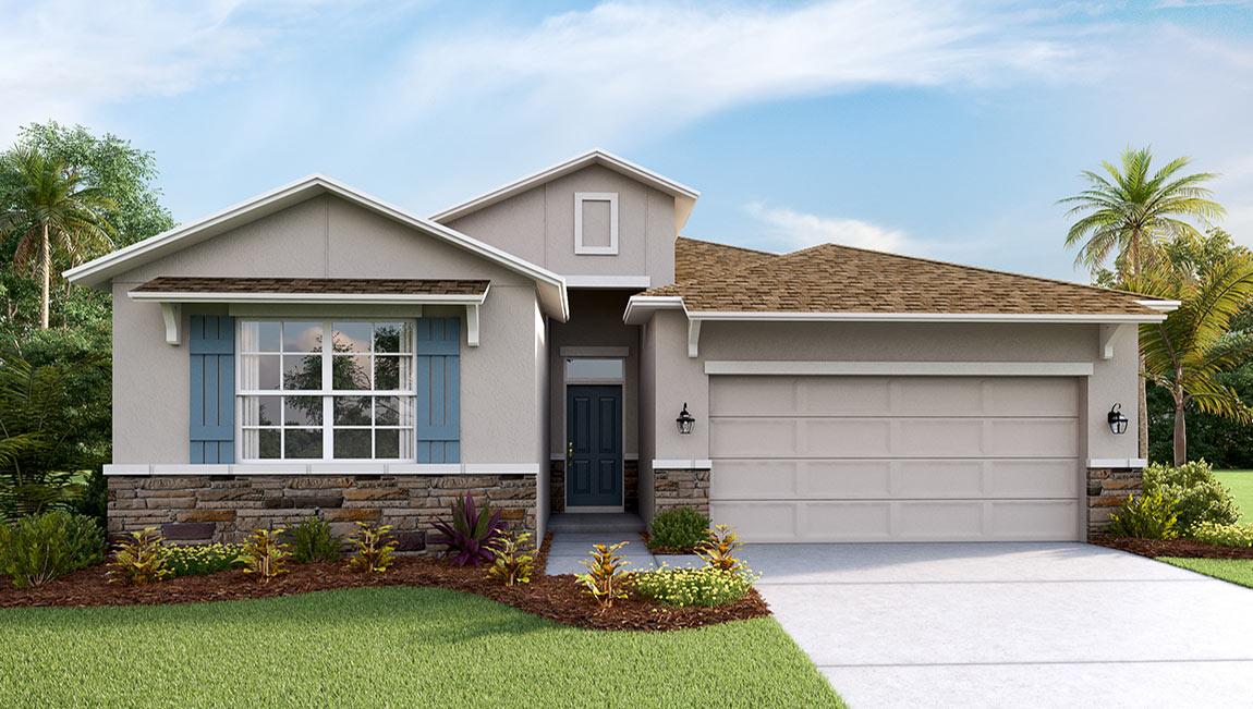 Read more about the article DR Horton Homes | The Granville 2,209 square feet 5 bed, 3 bath, 2 car, 1 story | Brooker Ridge Brandon Florida Real Estate | Brandon Realtor