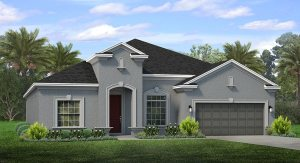 The Inverness II Barrington at South Fork Riverview Florida Real Estate   Riverview Realtor   New Homes for Sale   Riverview Florida