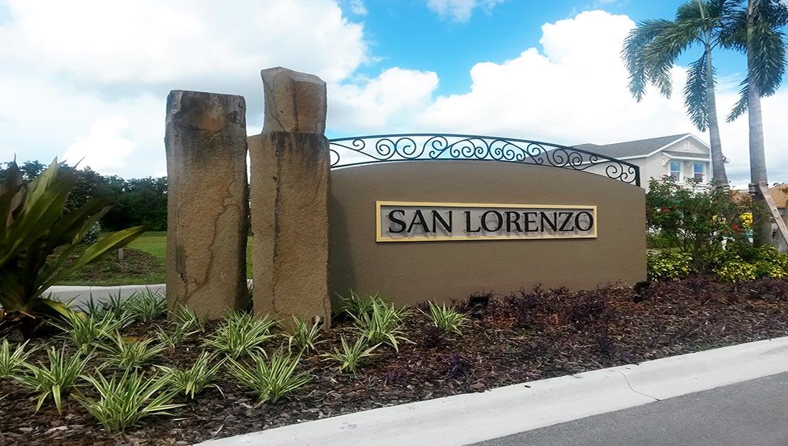San Lorenzo Florida Real Estate   Bradenton Florida Realtor   New Homes Communities