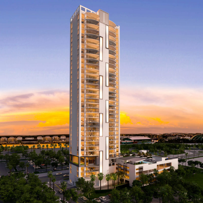 The  Eleve 61 Down Town Tampa Florida Real Estate | Down Tampa Realtor | New Condominiums for Sale | Down Tampa Florida