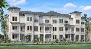 Read more about the article Westshore Marina District: Inlet Park Townhomes New Home South Tampa Florida