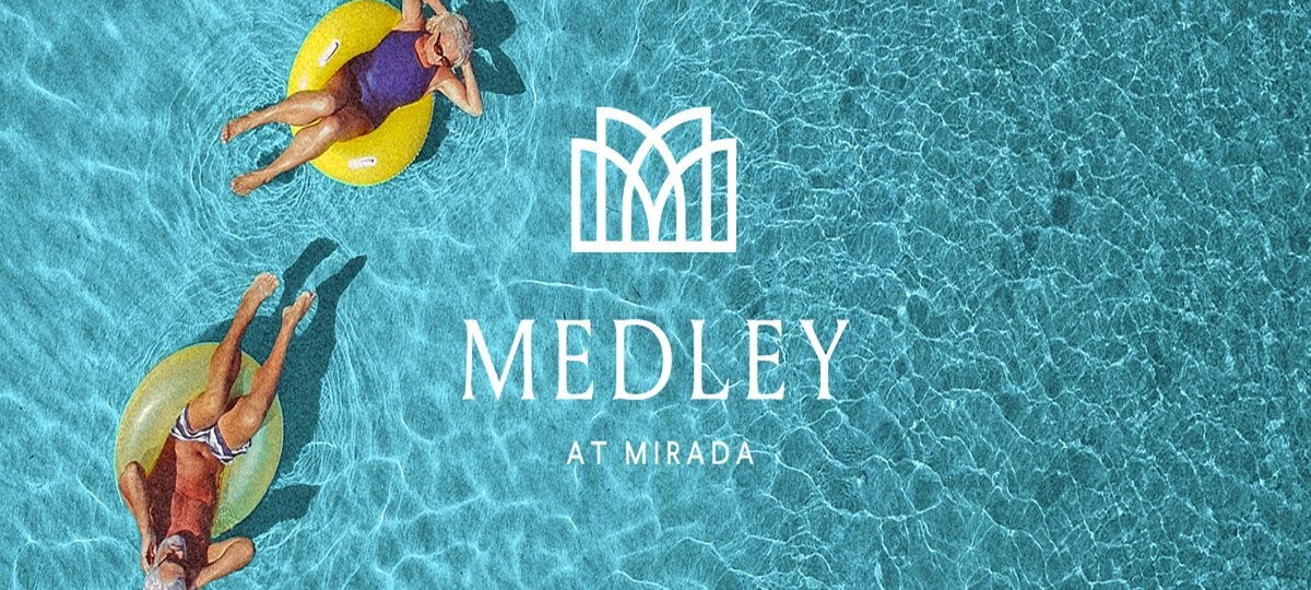 Medley at Mirada New Home Community San Antonio Florida