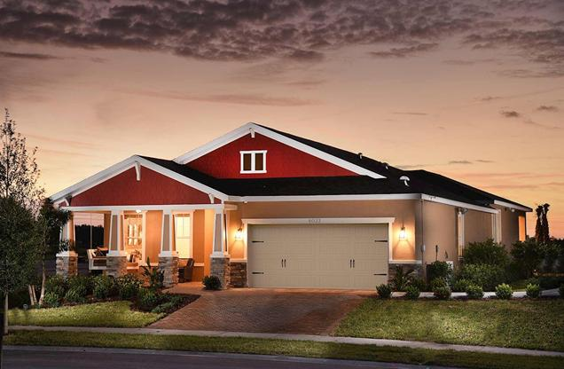 Read more about the article Beazer Homes New Home Community Apollo Beach Florida