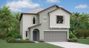 The Boston Model Tour Touchstone Lennar Homes Tampa Florida