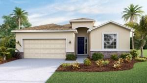 Brooker Ridge New Home Community Brandon Florida