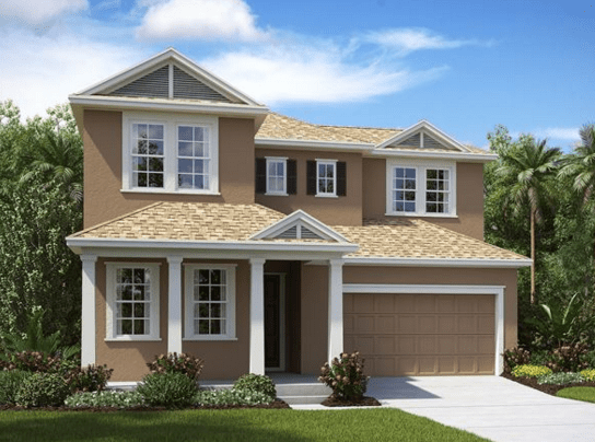 You are currently viewing The Emerson III Model Tour Lennar Homes Riverview Florida