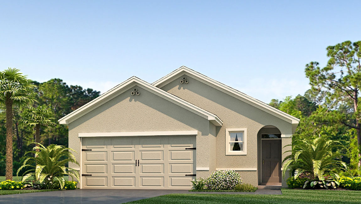 You are currently viewing The Allex Model Tour Sagebrook DR Horton Homes Temple Terrace Tampa Florida