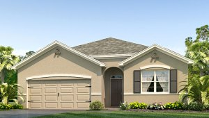 The Cali Model Tour Shell Cove New Home Community Ruskin Florida