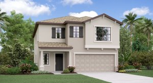 The Concord Model Tour Lennar Homes Lynwood Apollo Beach Florida