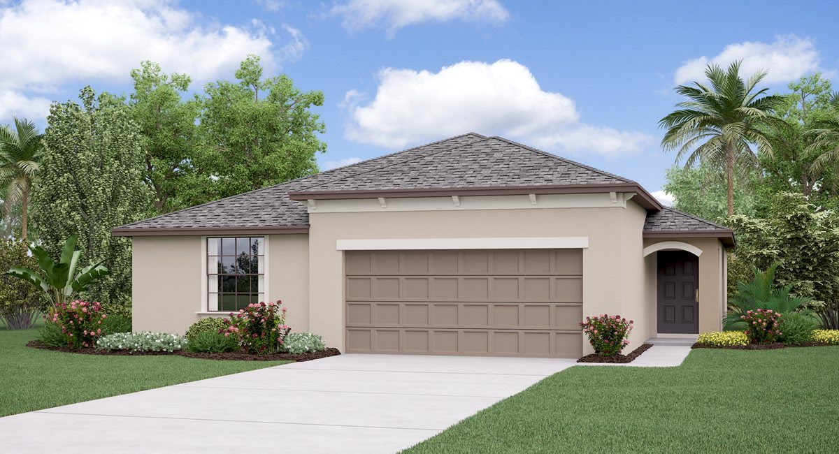 You are currently viewing The Harrisburg Model Tour Lennar Homes South Fork: Sunstone Ridge Estates Riverview Florida