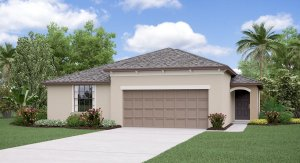 The Harrisburg Model Tour Lennar Homes South Fork: Sunstone Ridge Estates Riverview Florida