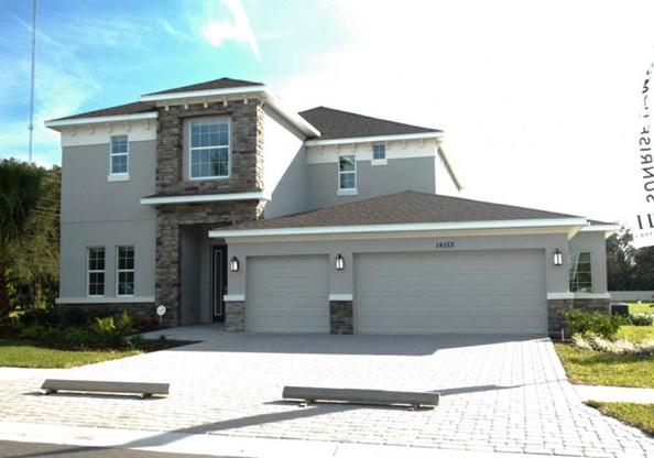 You are currently viewing Hickory Breeze New Home Community Riverview Florida