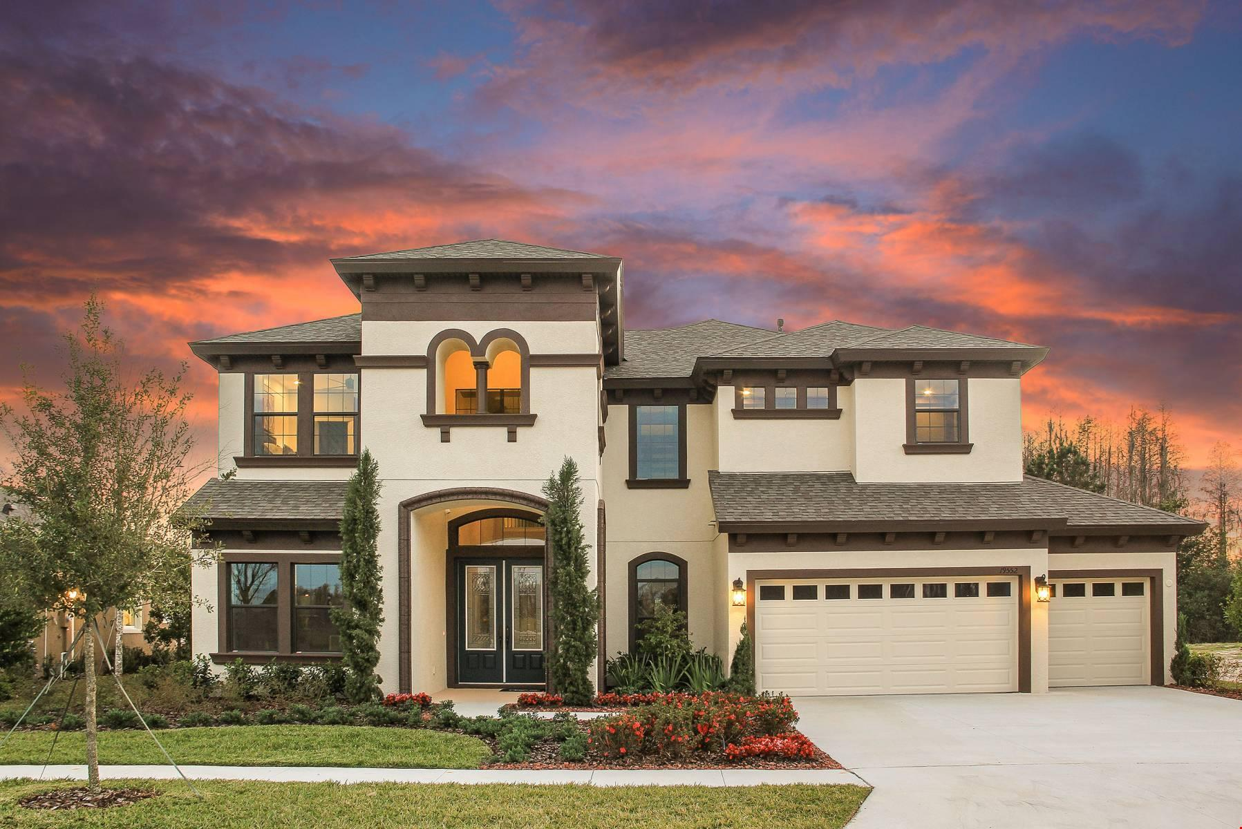 New Home Communities Brandon Florida