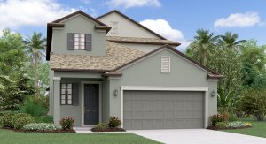 The  Massachusetts Model Tour  Lennar Homes Tampa Florida