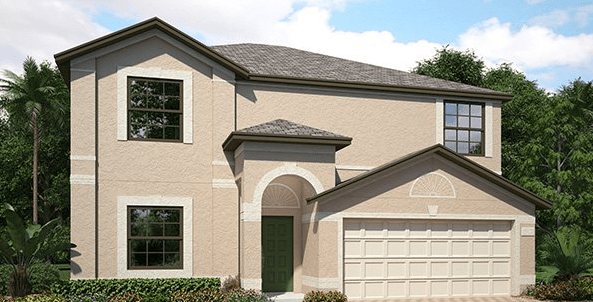 You are currently viewing The Monaco Model Tour  Lennar Homes Riverview Florida