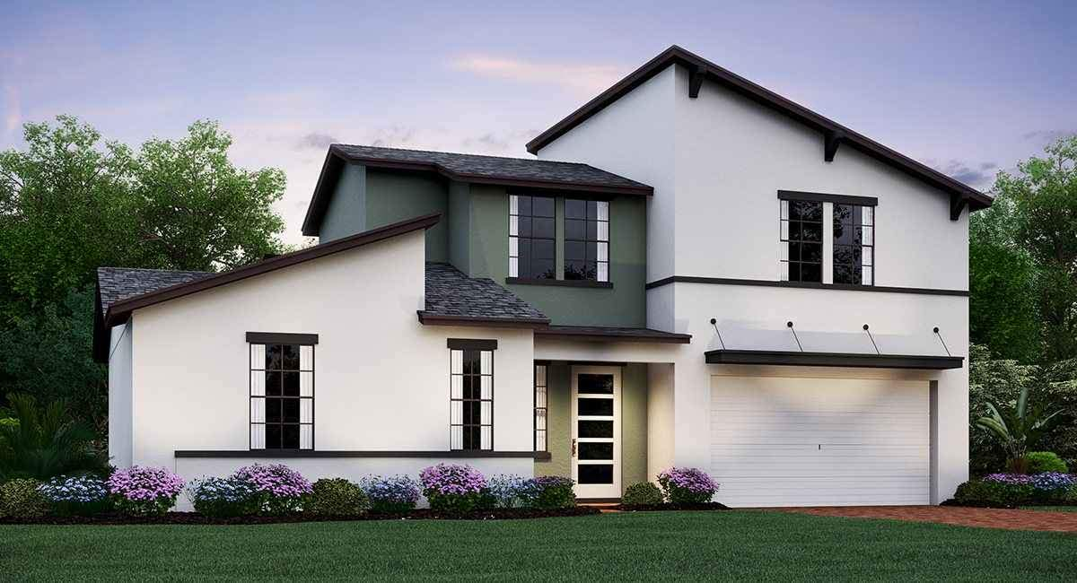 The New Mexico Model Tour Lennar Homes Tampa Florida