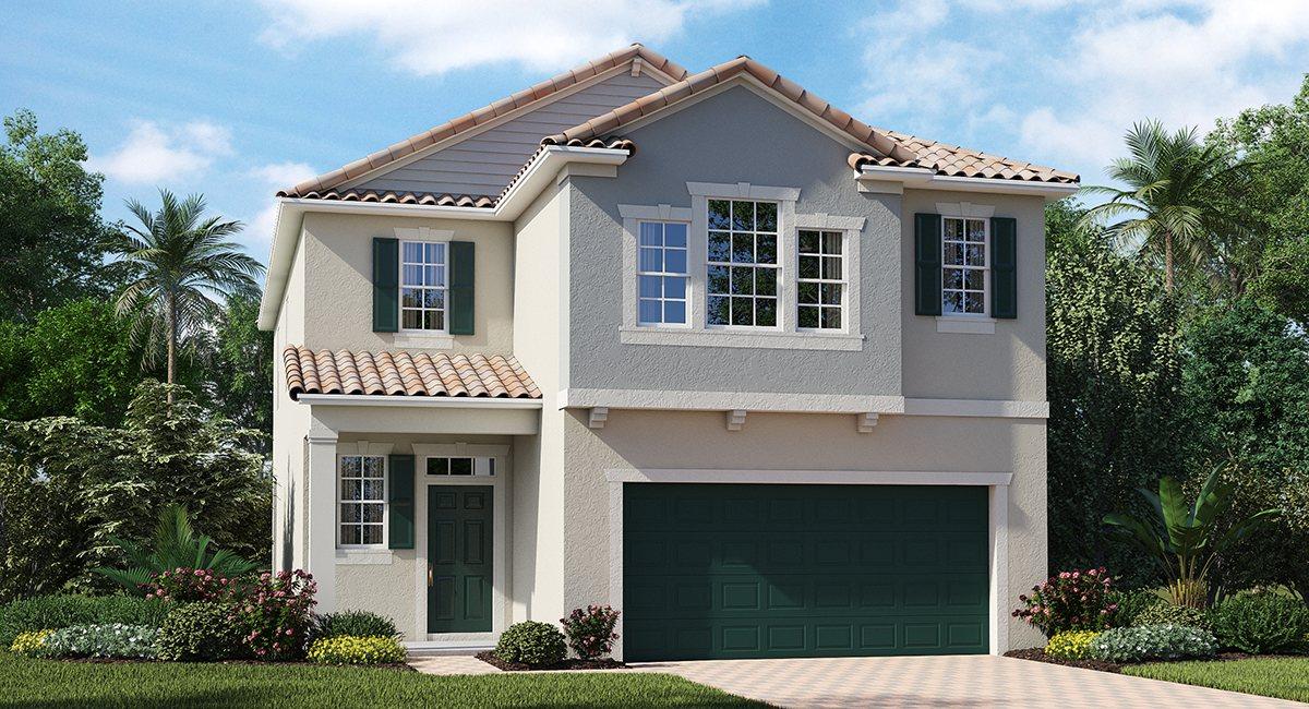 The Sheffield Model  Tour Lennar Homes Riverview Florida