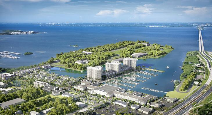 Westshore Marina District: Inlet Park New Home Community South Tampa Florida
