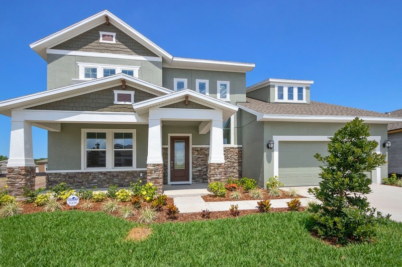 33547 New Home Communities Lithia Florida