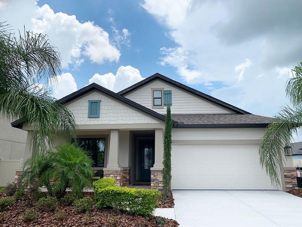 FloraBlu Estates New Home Community Seffner Florida
