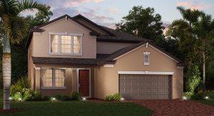 Briarwinds New Home Community Lutz Florida