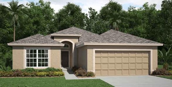 The Corsica Model Tour Lennar Homes Tampa Florida