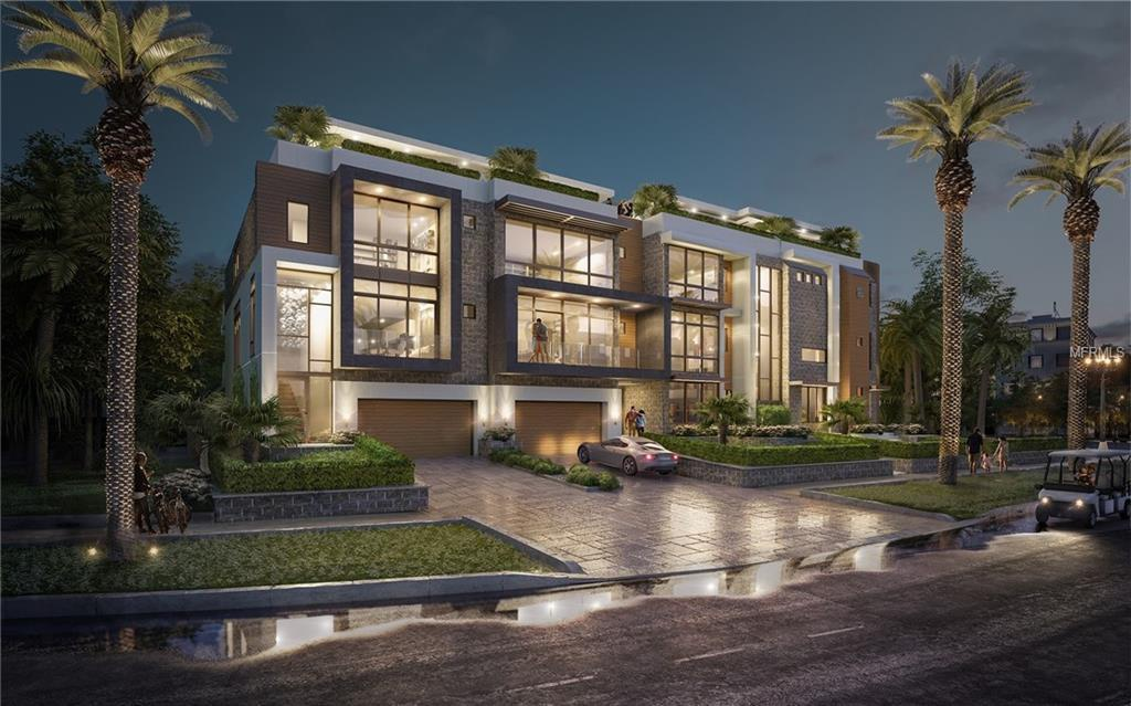 The Islander New Condominium Community South Tampa Florida