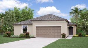 The Harrisburg Model Tour Lynwood Lennar Homes Apollo Beach Florida