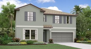 Read more about the article The Trenton Model Tour Epperson Manor Lennar Homes Wesley Chapel Florida