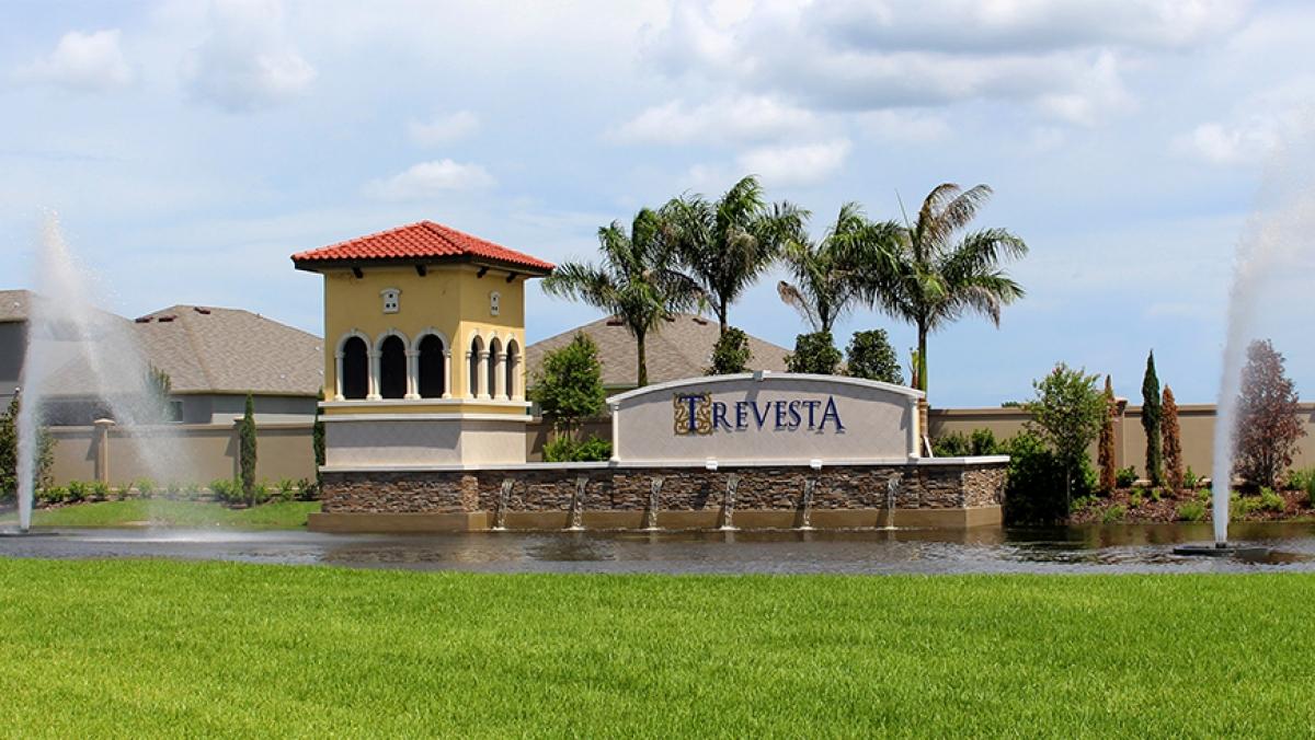 Trevesta New Villas Community Palmetto Florida