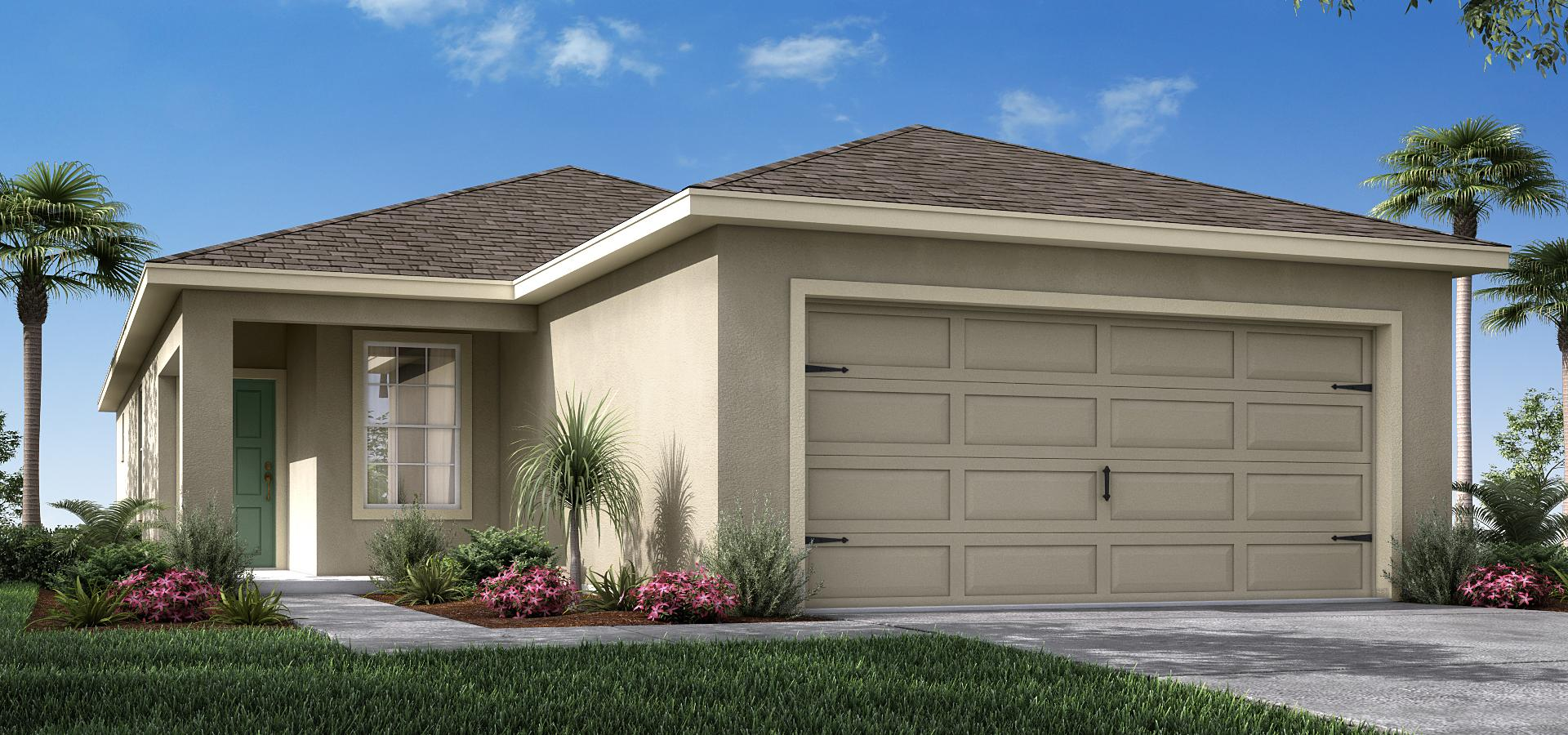 Ridgewood West New Home Community Riverview Florida