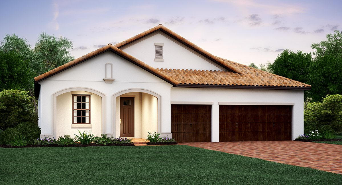 Read more about the article The Eventide  Model Tour Medley at Southshore Bay Lennar Homes Wimauma Florida