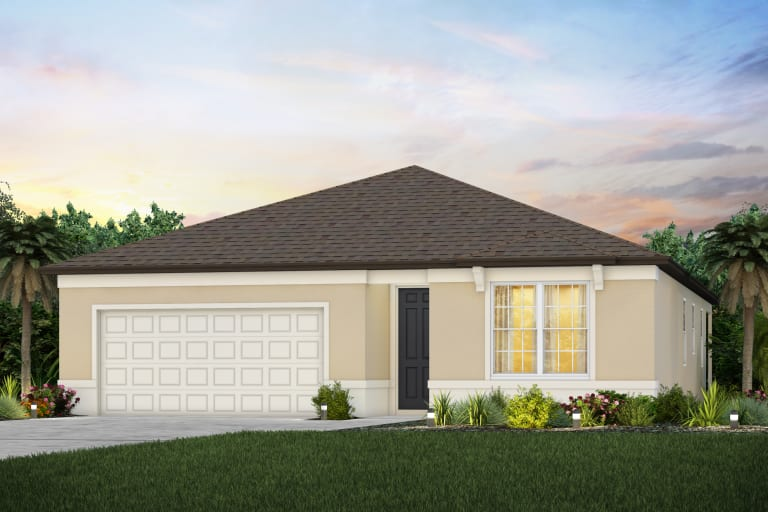 The  Highgate  Model Tour Hammock Crest Pulte Homes Riverview Florida