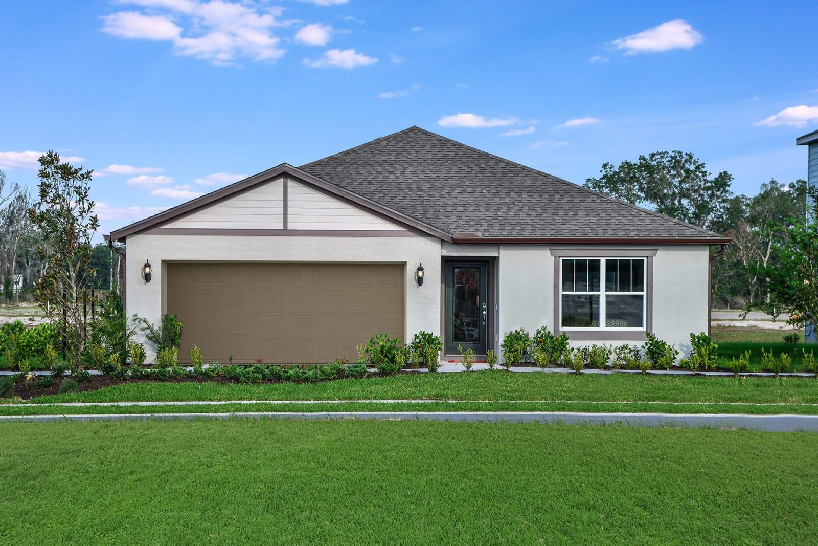 The Hanover Model Tour North River Ranch Centex Homes Parrish Florida