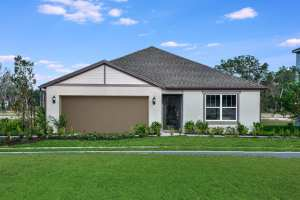 The Hanover Model Tour North River Ranch Centex Homes Parrish Florida