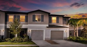 Read more about the article The Windsor Model Tour Townes At Summerfield Creek Lennar Homes Riverview Florida