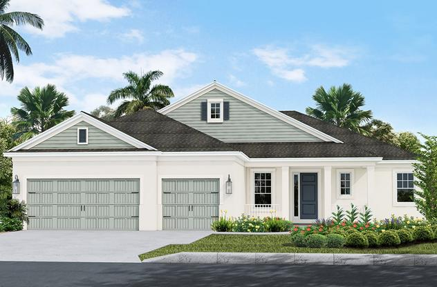 Read more about the article Canoe Creek New Home Community Parrish Florida