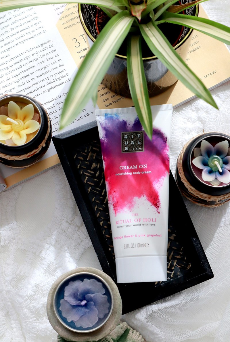 Holi Ritual body cream