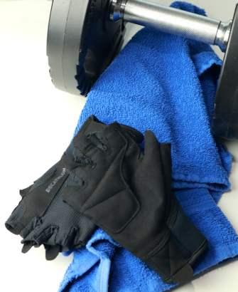 Sport handschoenen Decathlon