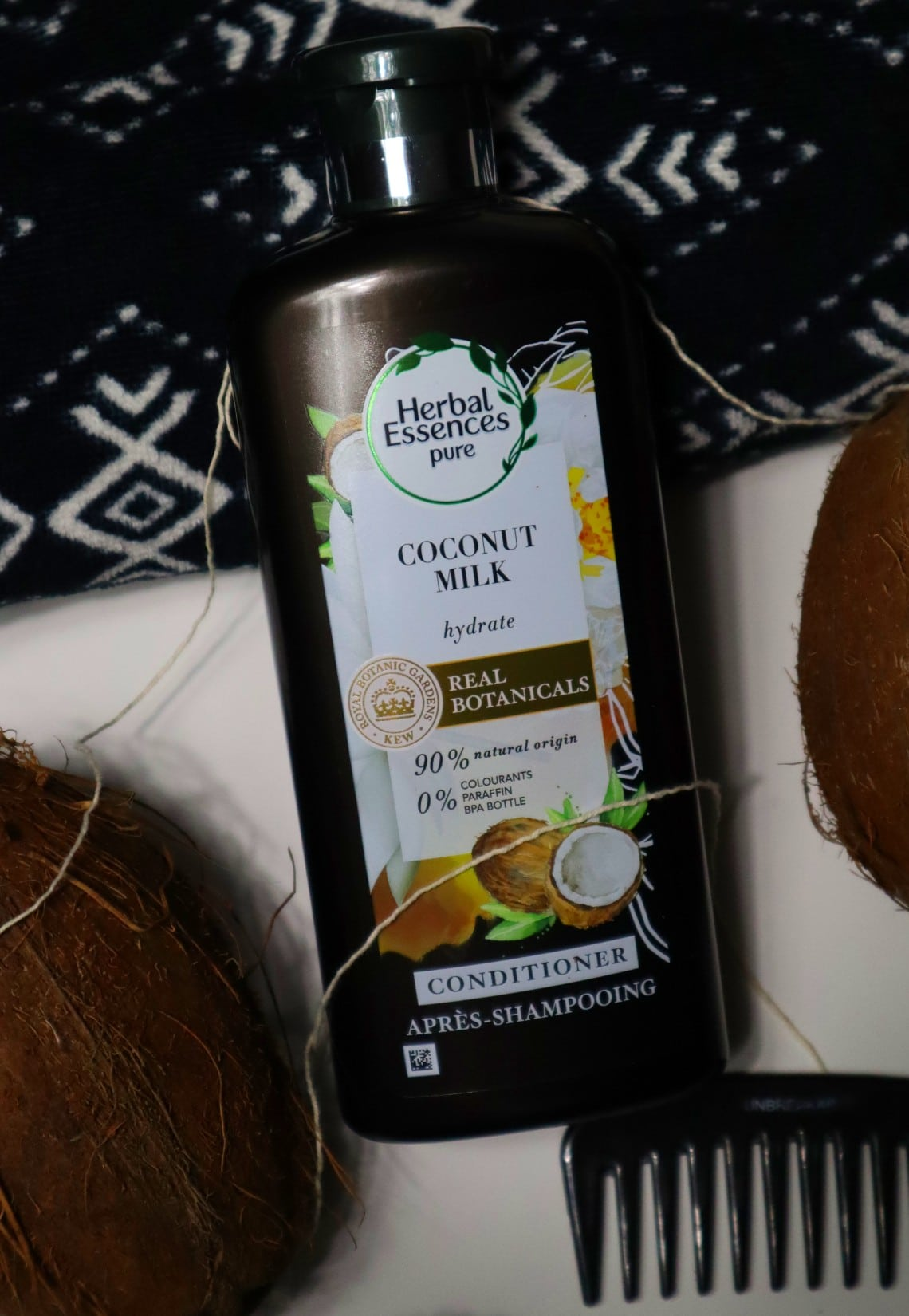 Herbal Essences Coconut Milk Conditioner