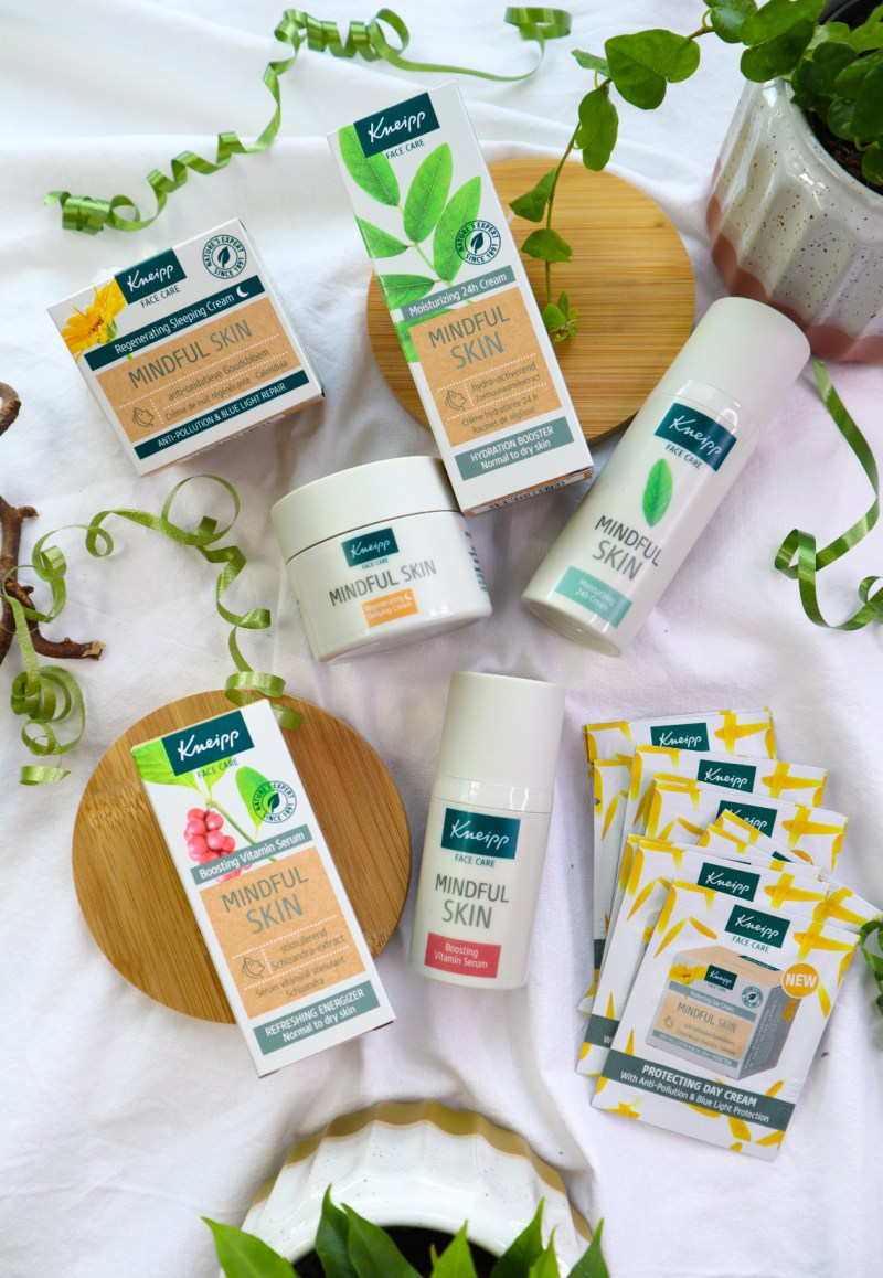 Kneipp mindful skin review