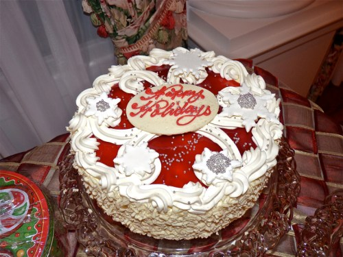 Cake from The BonBonerie