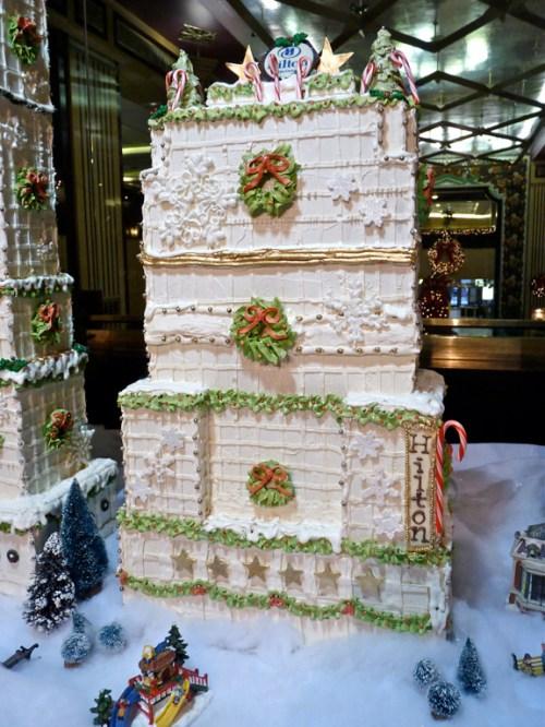 Hilton Netherland Plaza Cincinnati Ohio Christmas
