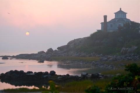 Good Harbor Beach Sunrise -2 ©Kim Smith 2013.