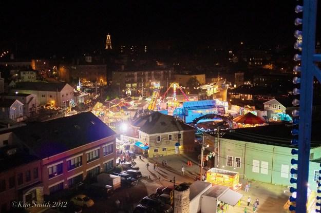 St. Peter's Fiesta from Ferris Wheel © Kim Smith 2011 copy