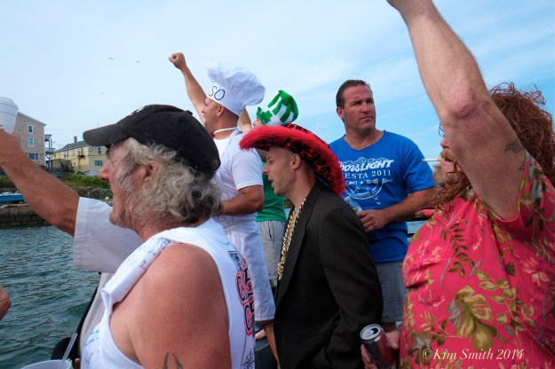 Saint Peter's Fiesta Greasy Pole ©Kim Smith 2014