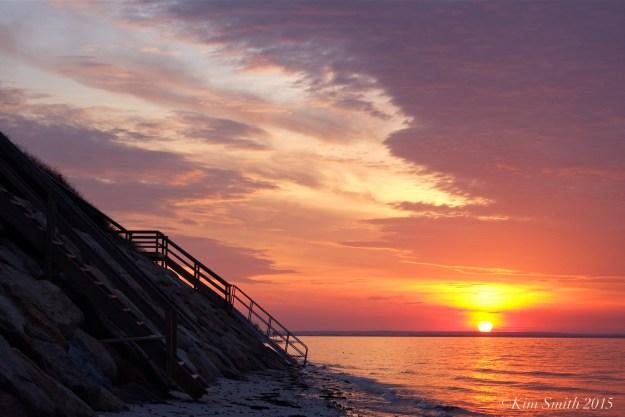Dennis MA Cape Cod sunset -3 ©Kim Smith 2015